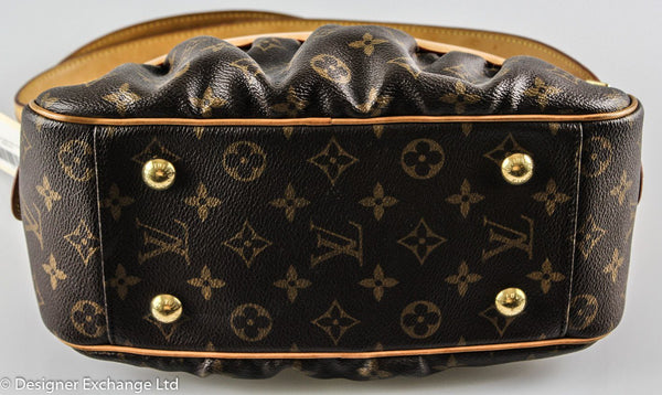 designer exchange, Louis Vuitton Mizi Classic Monogram PM