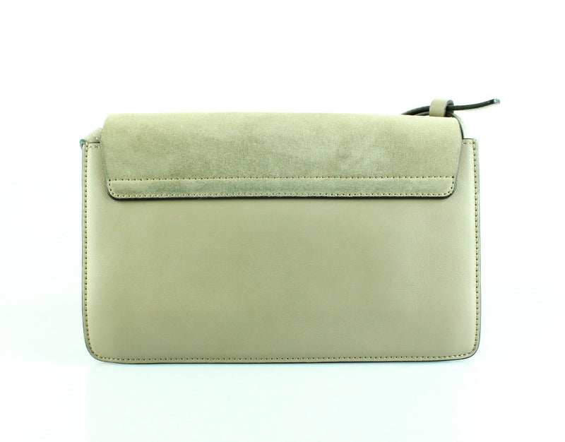 Chloe Motty Grey Small Faye Bag SH