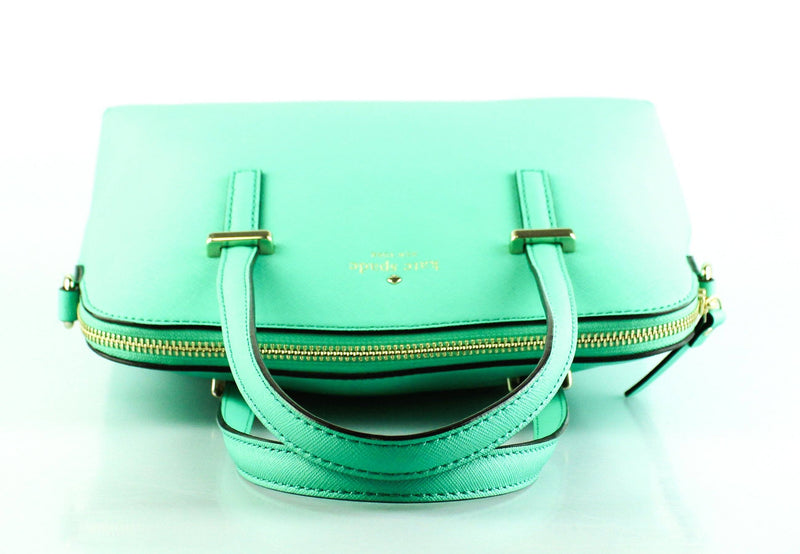 Kate Spade Maise Green Dome Satchel