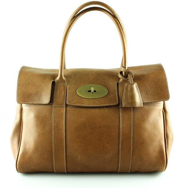 Mulberry Oak NVT Leather Bayswater (2)