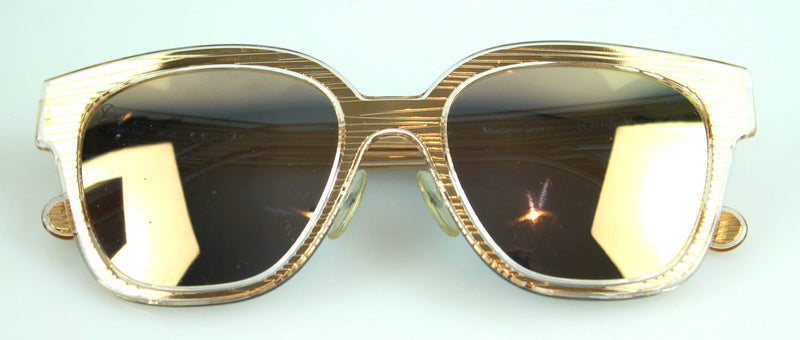 Louis Vuitton Rose Gold Epi Audrey Sunglasses RRP €465