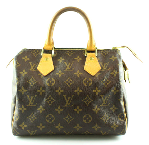 Louis Vuitton Monogram Speedy 25 SD0025 RRP €785 041938ae0ad87