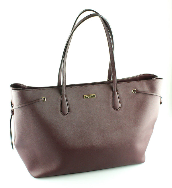 Kate Spade Purple Ari Laurel Way Tote