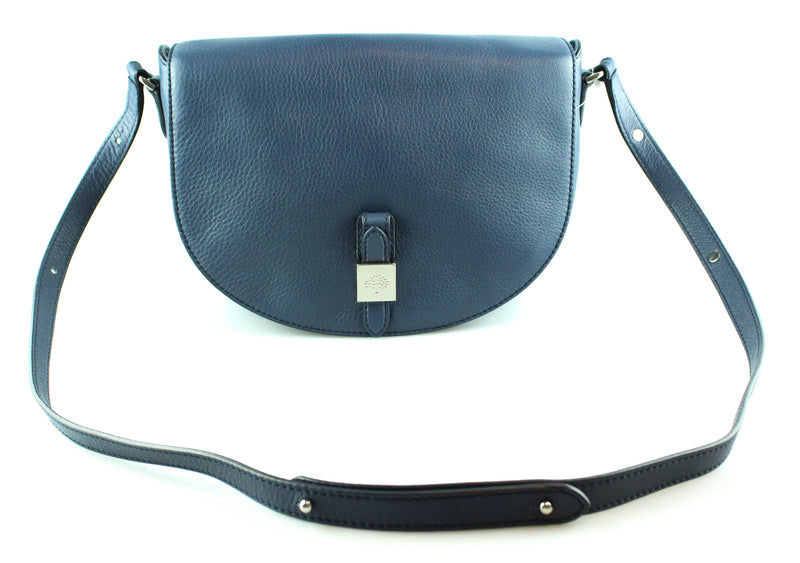 Mulberry Royal Blue Soft Grain Tessie Satchel