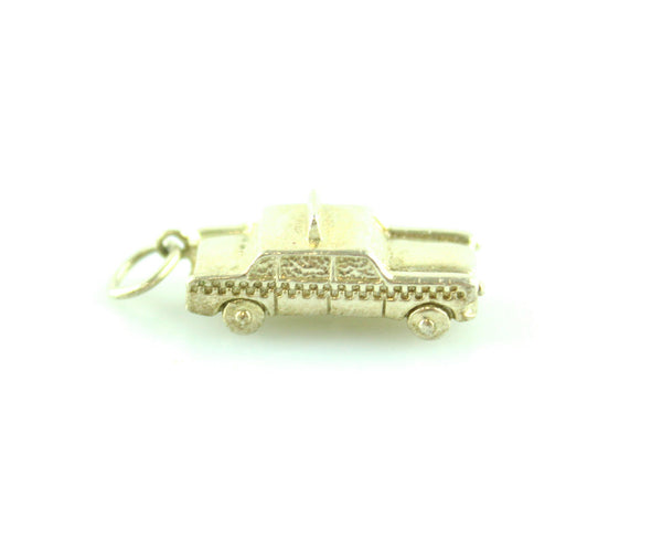 Tiffany & Co Sterling New York Taxi Cab charm (Retired)