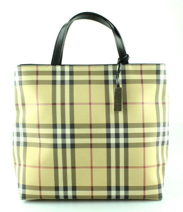 Burberry Nova Check Medium Tote (2)