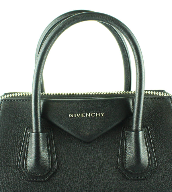 Givenchy Antigona Small In Black Grained Leather SH RRP €1650