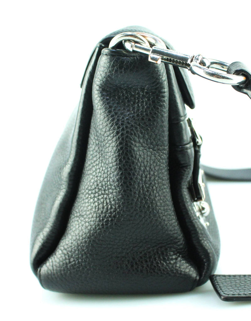 Marc Jacobs The Standard Mini Shoulder Bag Black