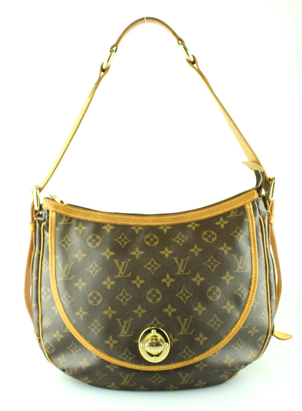 Louis Vuitton Monogram Tulum Satchel MB3098