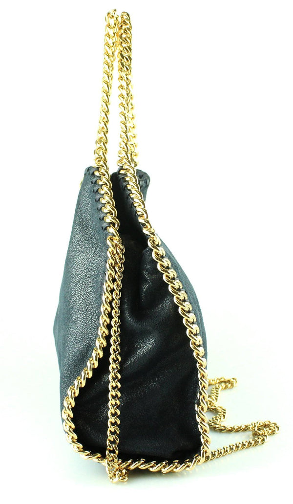 Stella McCartney Navy Mini Falabella GH