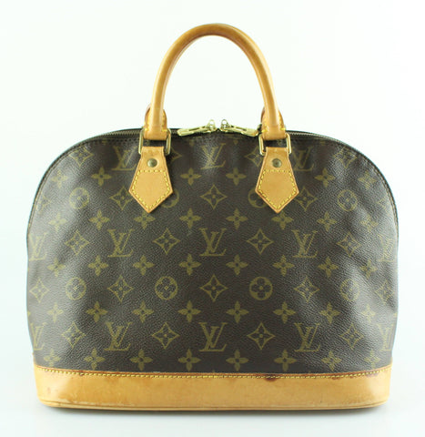 Louis Vuitton Monogram Alma PM VI0917
