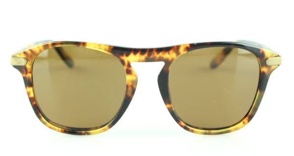 Bottega Veneta Light Tortoise Shell Sunglasses