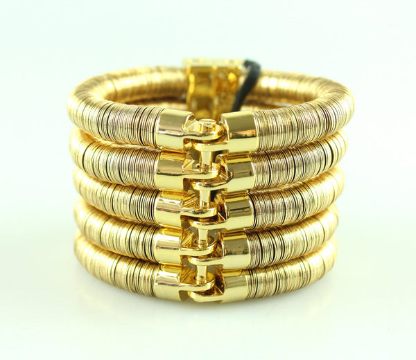 Balmain For H&M Gold Cuff