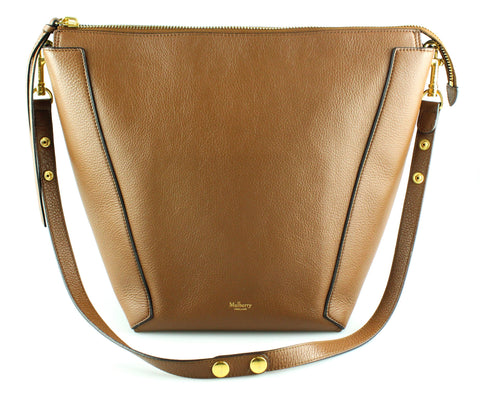 Mulberry Camden Tan Grained Leather GH RRP €995