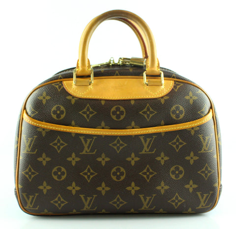 b8ea05a3b5d Louis Vuitton Monogram Trouville GH mi0056