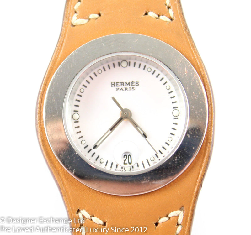 Hermes Montre Harnais Watch 2004