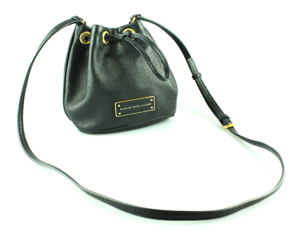 Marc Jacobs Too Hot To Handle Drawstring Crossbody Black
