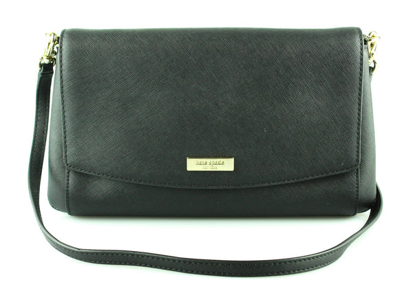 Kate Spade Laurel Way Greer Black Convertible Shoulder Bag