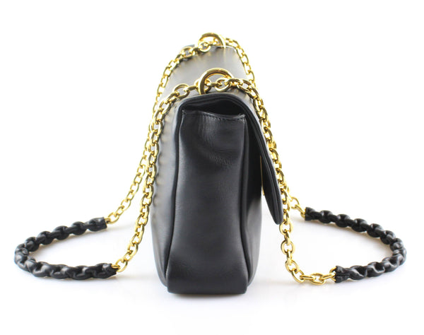 Tom Ford Natalia Black Calf Leather Small