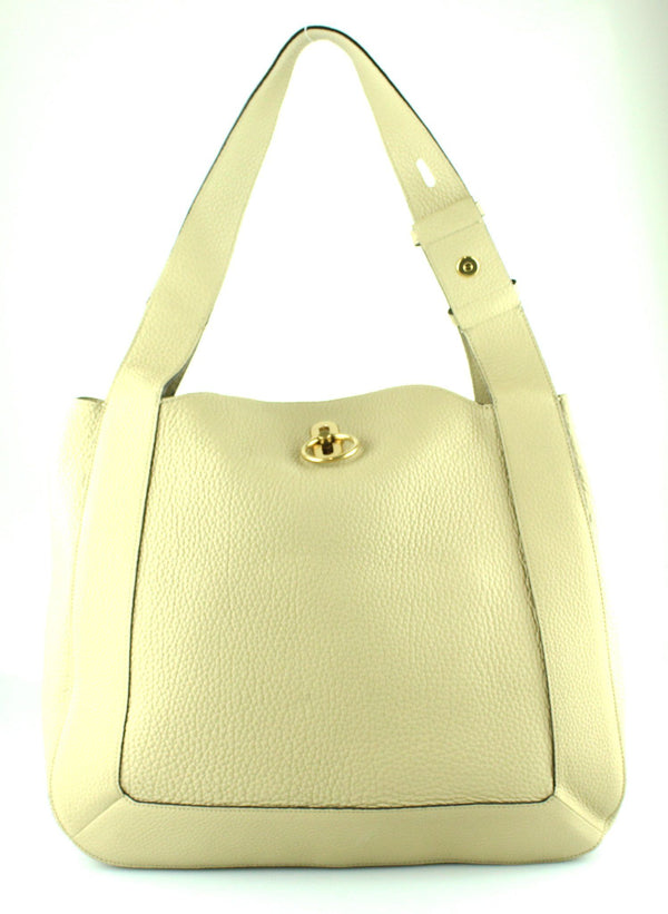 Mulberry Marloes Biscuit Beige Hobo