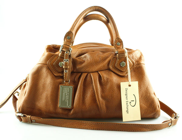 Marc By Marc Jacobs Classic Q Tan Large Groovee