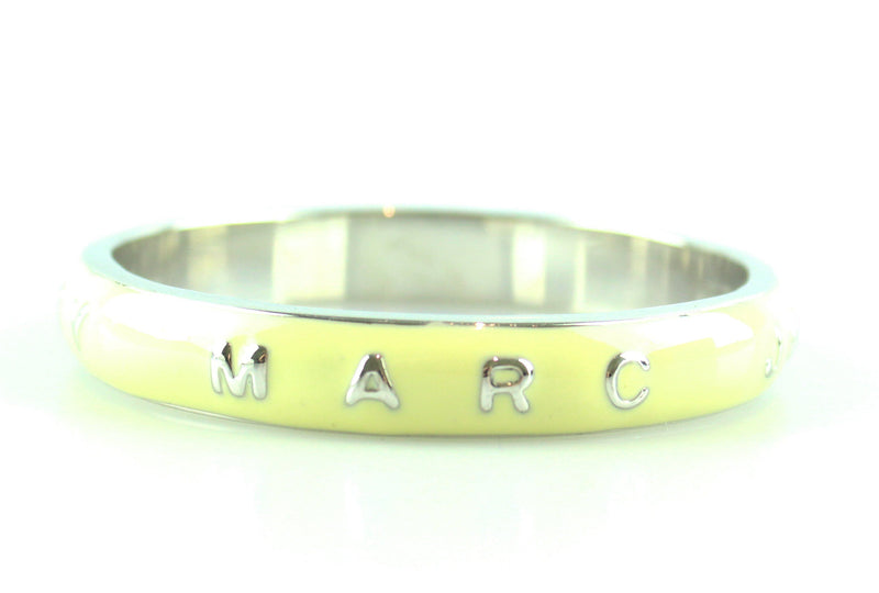 Marc By Marc Jacobs Cream Chunky Bangle