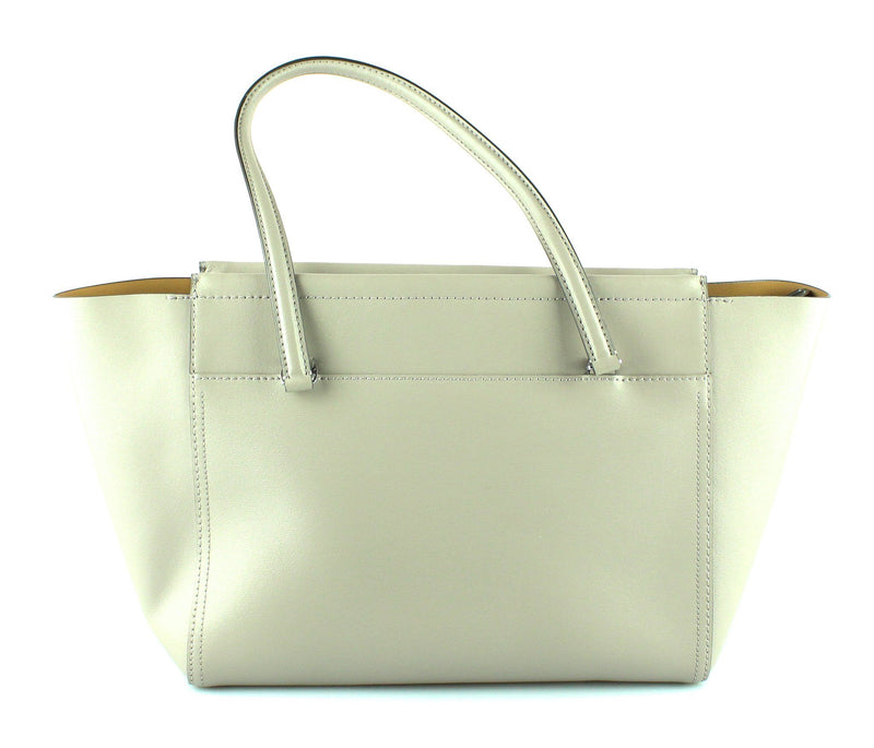 Tory Burch Grey Parker Tote SH