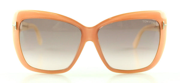 Tom Ford Bicolour Frame Irina Sunglasses