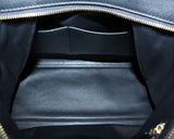 Celine Black Cream Large Edge Bag GH