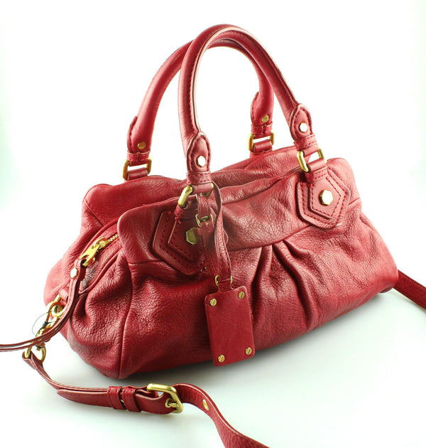Marc By Marc Jacobs Red Classic Q Baby Groovee GH