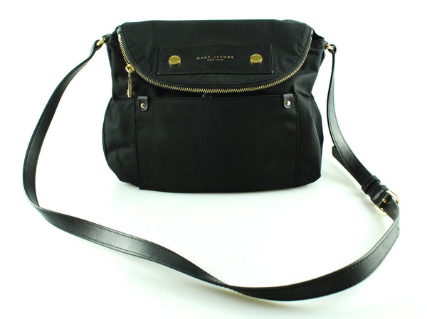Marc Jacobs Preppy Legend Natasha Black Nylon