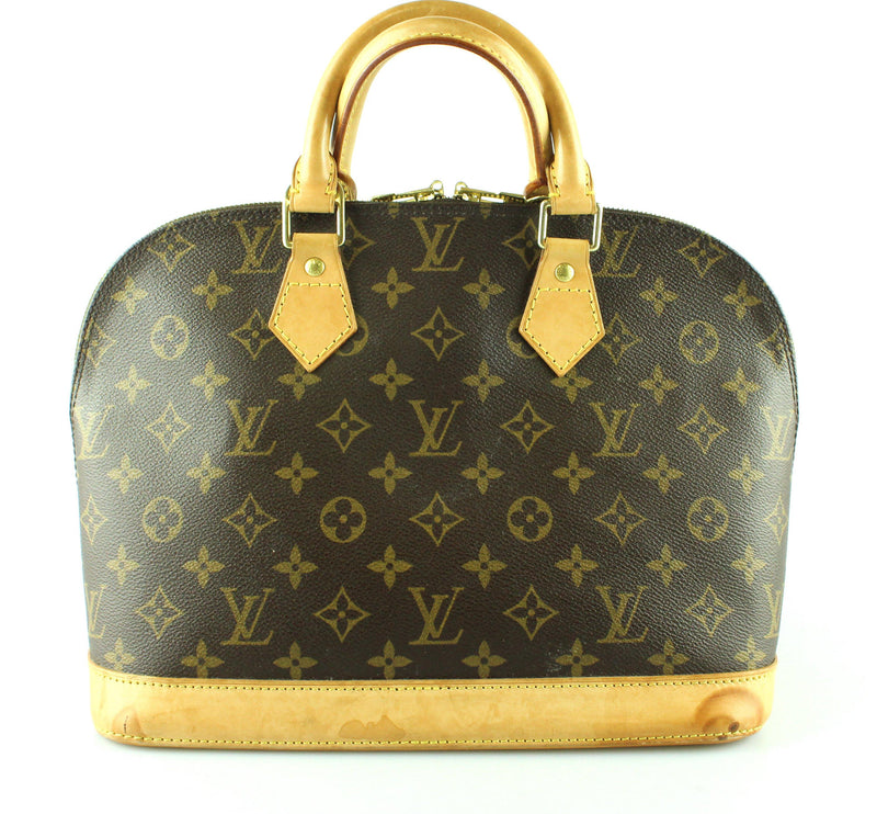 Louis Vuitton Monogram Alma PM FL0045