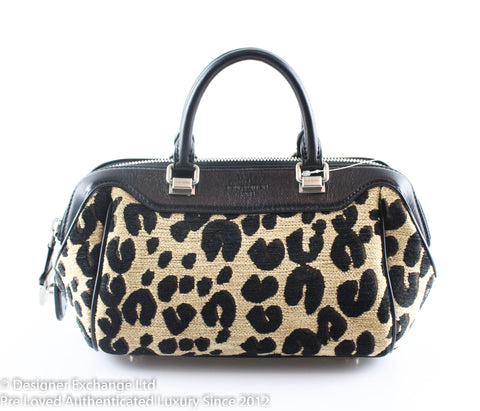 Louis Vuitton Ltd Edition Stephen Sprouse Speedy Satchel FL3162