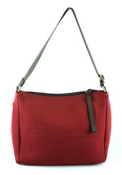 Prada Sport Rouge Material Shoulder Bag
