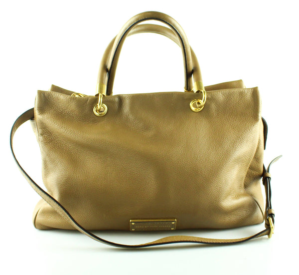 Marc By Marc Jacobs Tan Large Too Hot To Handle Tote GH
