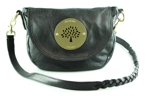 Mulberry Small Daria Flap Messenger GH