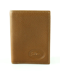 Longchamp Leather ID Wallet And Card Holder