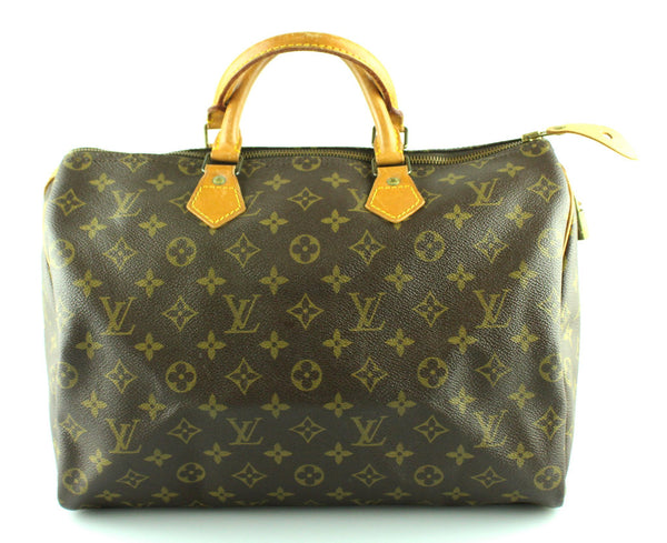 Louis Vuitton Vintage Monogram Speedy 35 VI882