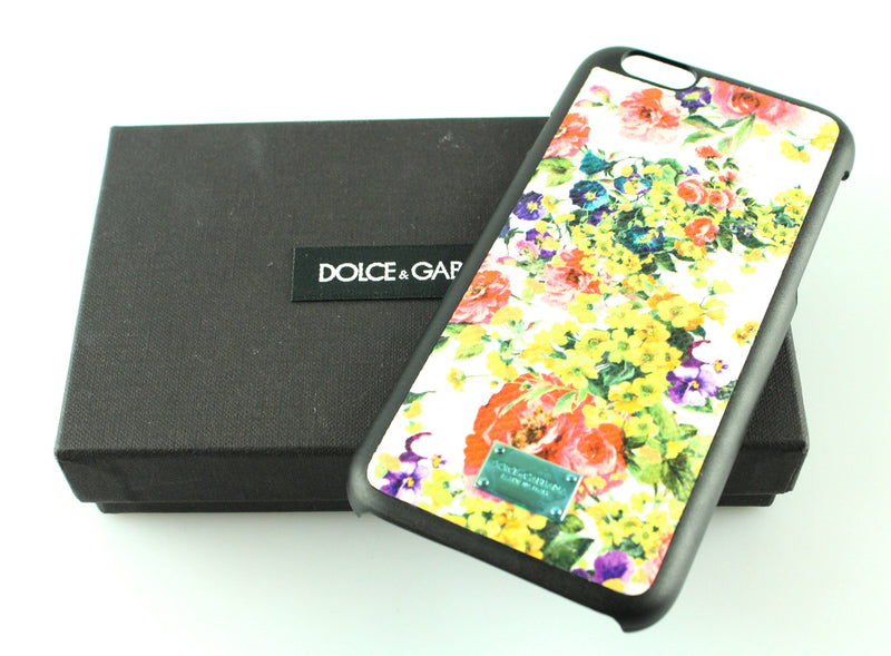 Dolce And Gabbana Floral iPhone 5 Case