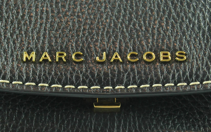 Marc Jacobs Small Black Boho Grind GH