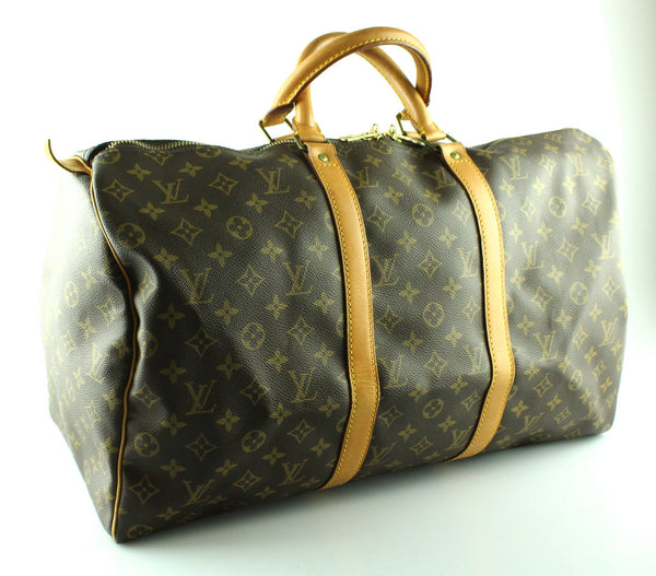 Louis Vuitton Vintage Monogram keepall 50 MB9001