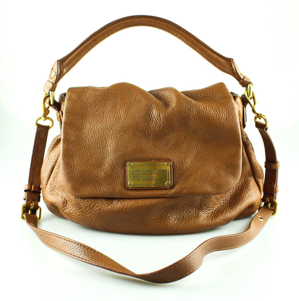 Marc By Marc Jacobs Tan Leather Ukita