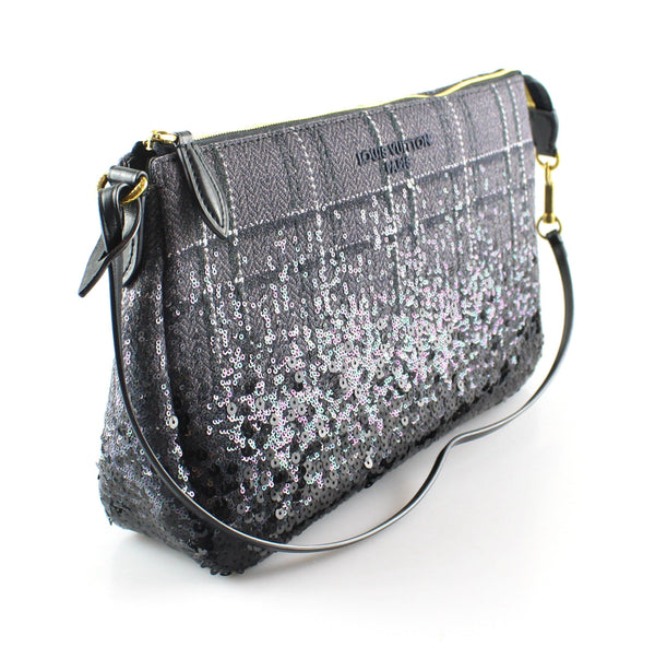 Louis Vuitton Autumn/Winter 2013/14 Reverie GM Tweed And Sequins FL2143