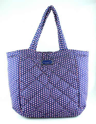 9ab9ec605d3 Marc By Marc Jacobs Quilted Geo Spot Tote Multi