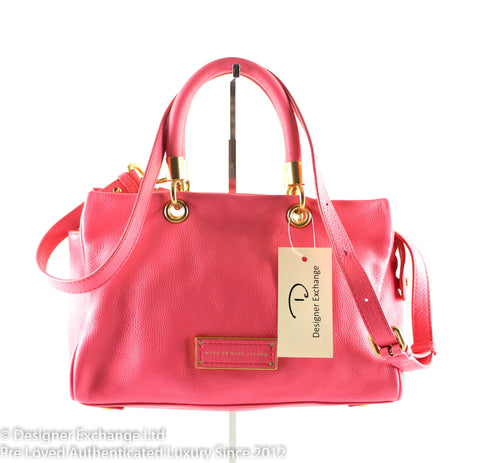 Marc By Marc Jacobs Coral Too Hot To Handle Tote Small