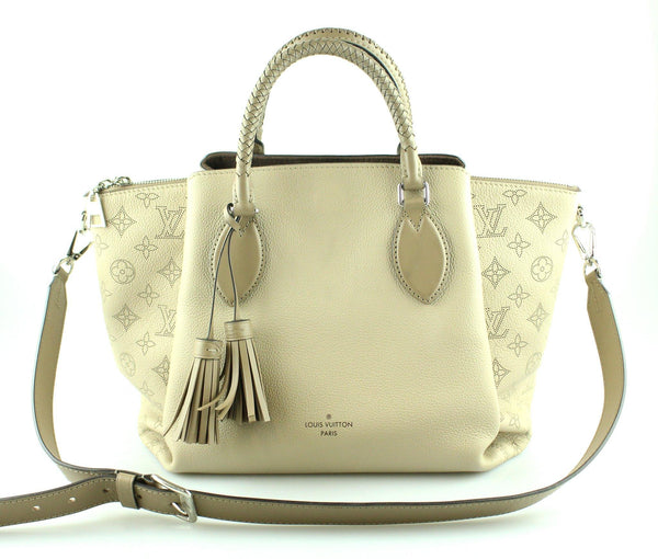 Louis Vuitton Haumea Tote In Galet AH4198