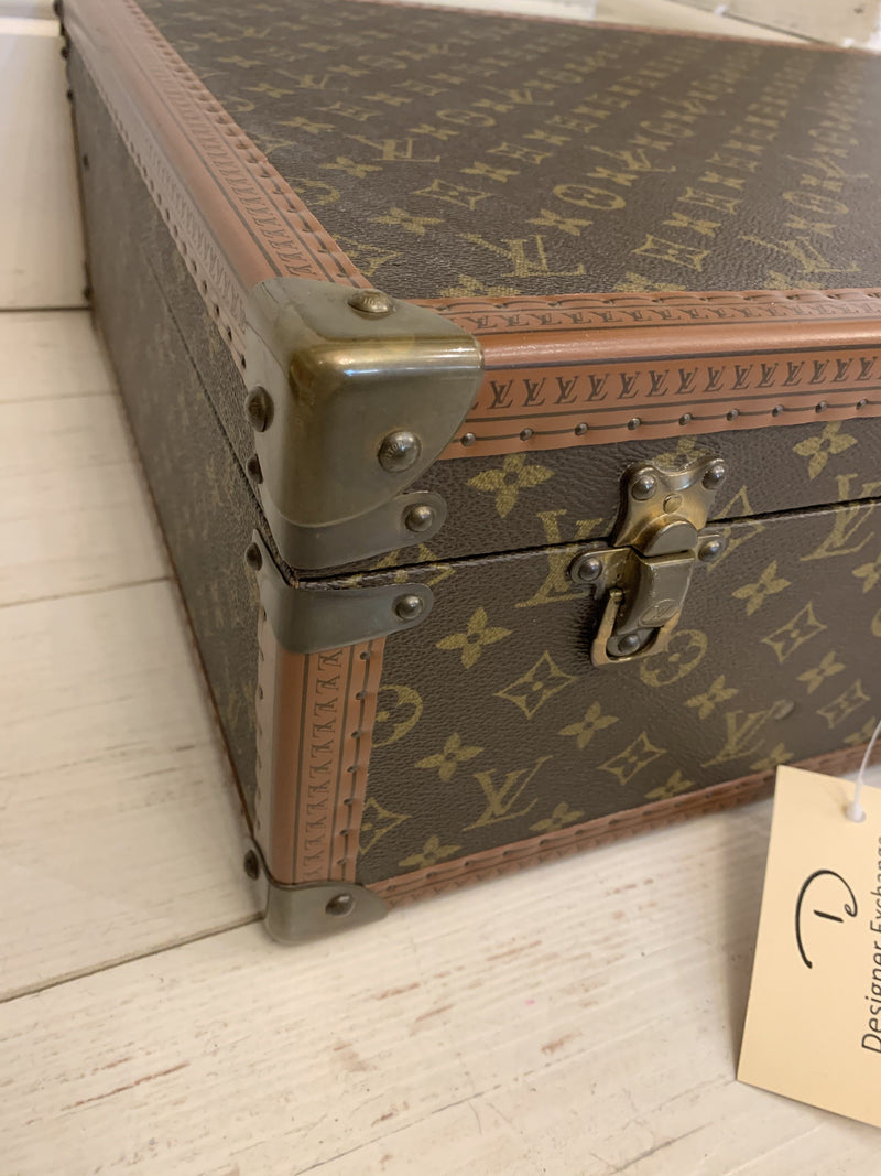 Louis Vuitton Vintage Bisten 60 Travel Case Monogram RRP €4400