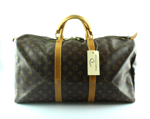 Louis Vuitton Vintage Keepall 45 Monogram SP1901