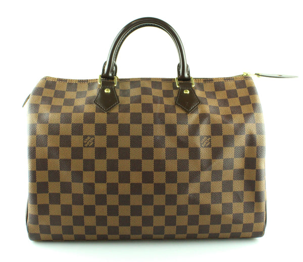 Louis Vuitton Speedy 35 Damier Ebene New Model CT4146