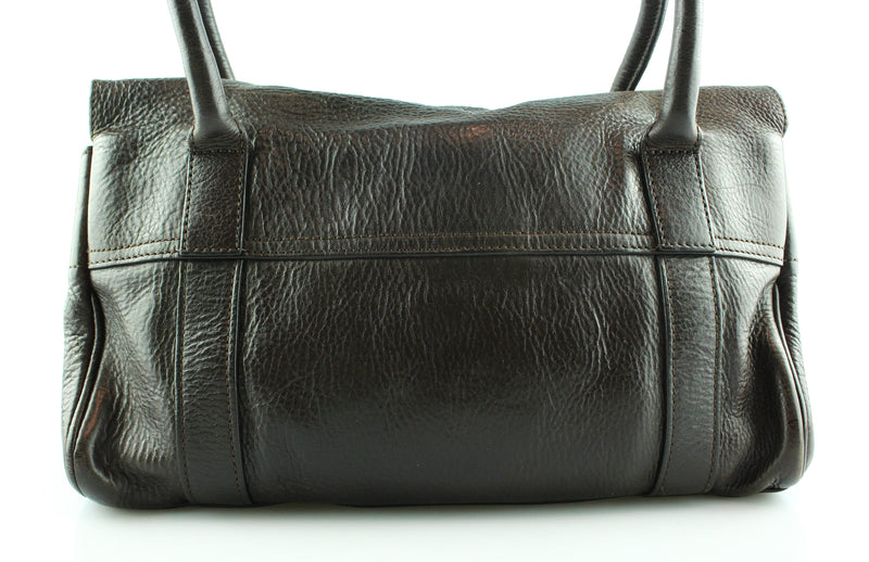 Mulberry Choc Brown East West Bayswater